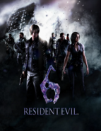 Resident Evil 6 Online Manual Xbox One 1