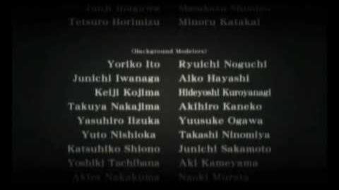 End Credits (Darkside Chronicles cutscene)