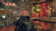 Resident Evil Umbrella Corps Lanshiang map 7