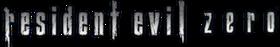Resident Evil 0 title