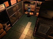 Resident Evil 3 Nemesis screenshot - Uptown - Warehouse pickup 02