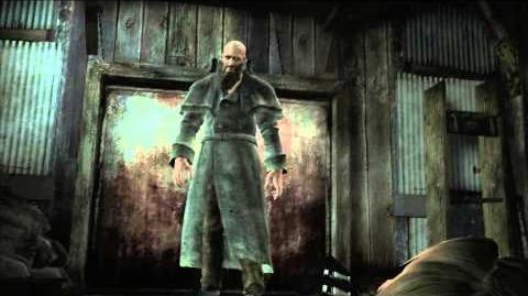 Resident Evil 4 all cutscenes - Chapter 2-3 scene