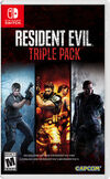 Resident Evil Triple Pack (Switch ver.)
