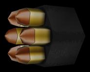 Balas magnum CV