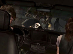No.155 RE6 - Where're the keys, Leon?