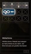 RESIDENT EVIL 7 biohazard Skill infinite ammo