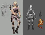 Reorc Party Girl concept