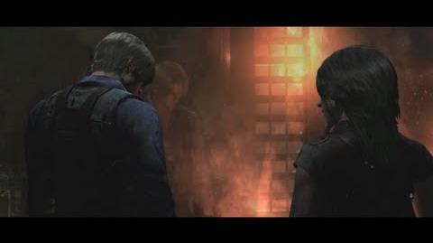Resident Evil 6 - No Hope Left TV Gameplay trailer