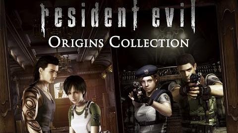 Resident Evil Origins Collection - Tráiler