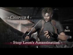 Stop leon assasination (re4 danskyl7)