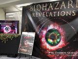 BIOHAZARD REVELATIONS 2 X Asobiba