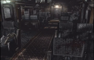 Resident Evil 0 Second Class passenger car A middle
