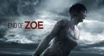 End of Zoe title screen