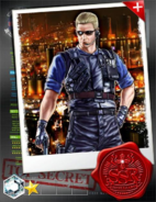Albert Wesker BIOHAZARD Team Survivor RE0