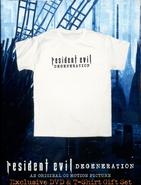 Resident Evil Degeneration T-Shirt