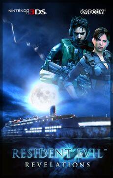 Resident Evil revelations poster