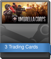 Umbrella Corps Booster Pack