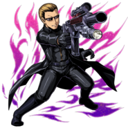 Albert Wesker RE5 Clan Master7