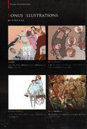 BIOHAZARD REVELATIONS 2 Concept Guide - Page 52 - Bonus Illustrations