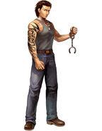 Billy Coen Concept - Resident Evil 0