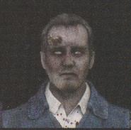 Degeneration Zombie face model 26
