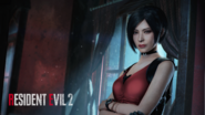 RE2 Remake Steam Pre-Order Bonus Wallpaper 08