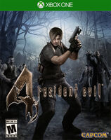 RE4 Xbox One