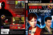 RESIDENTEVILCODEVERONICAXPS2COVER