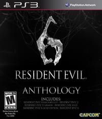 RE6 Anthology