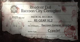 RE Raccoon City Contagion Campaign