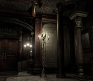REmake background - Entrance hall - r106 00127