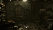Resident Evil 0 HD - Dormitory A old desk examine 1