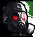 Uc corpshead emoticon