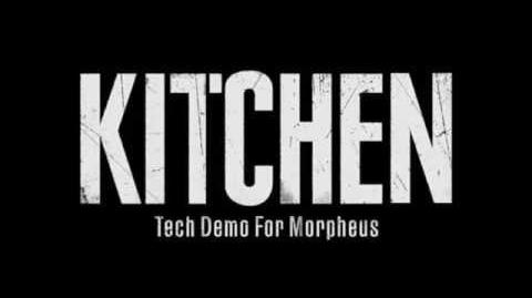 Kitchen Tech Demo for Morpheus reactions
