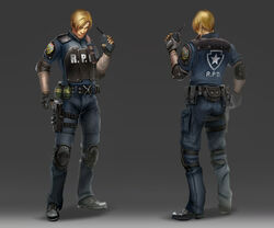 Operation Raccoon City gallery - Concept Item 087