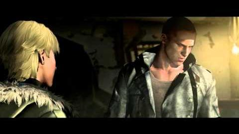 Resident Evil 6 all cutscenes - Sherry's Mission