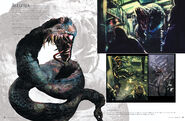 Resident Evil 6 Artworks - Creature Design (29)