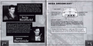 Resident Evil CODEVeronica Dreamcast manual 3