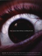 Resident Evil poster - GamePro April 1996 - page 26