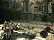 Ancient village in-game RE5 (Danskyl7) (20)