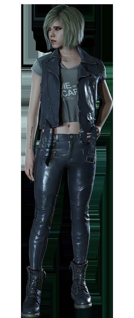 January Van Sant Resident Evil Wiki Fandom