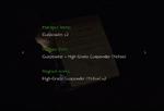 RE2 remake Uses of Gunpowder demo file