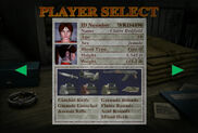 RECV Battle Game Alt Claire