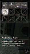 RESIDENT EVIL 7 biohazard Essence Inventory
