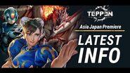 TEPPEN Asia Japan Premiere Event