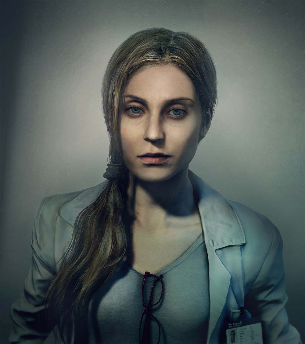 resident evil 3 remake jill model actress