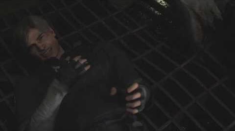 Leon meets William