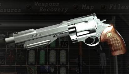 Handcannon Resident Evil Wiki Fandom