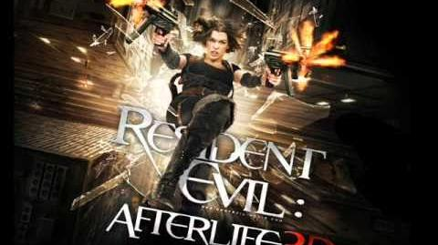 Resident Evil - Songs Tomandandy - AxeMan
