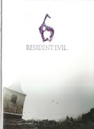 Resident Evil 6 Art Book 28